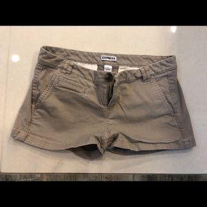 Dark/Olive Khaki Express Shorts